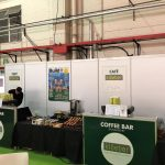 The Mobile Coffee Bean Build It Live Kloeber pop-up coffee shop