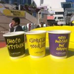 Espresso yourself - our bespoke branded mobile coffee cups