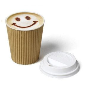 the mobile coffee bean happy clients