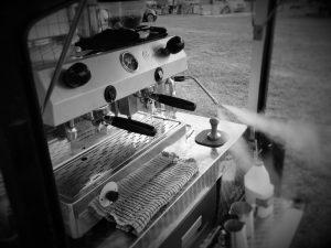 The Mobile Coffee Bean mobile coffee van hire London UK
