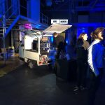 The Mobile Coffee Bean Privitar conference mobile coffee van